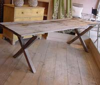 Antique Refrectory Table