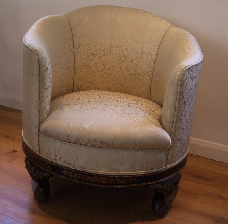 antique tub Chair - Antique Tub Chair - Antique Chairs, Sofas, Daybeds