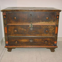 Austrian Chest and Drawer