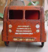 Tin Toy Triang Lorry