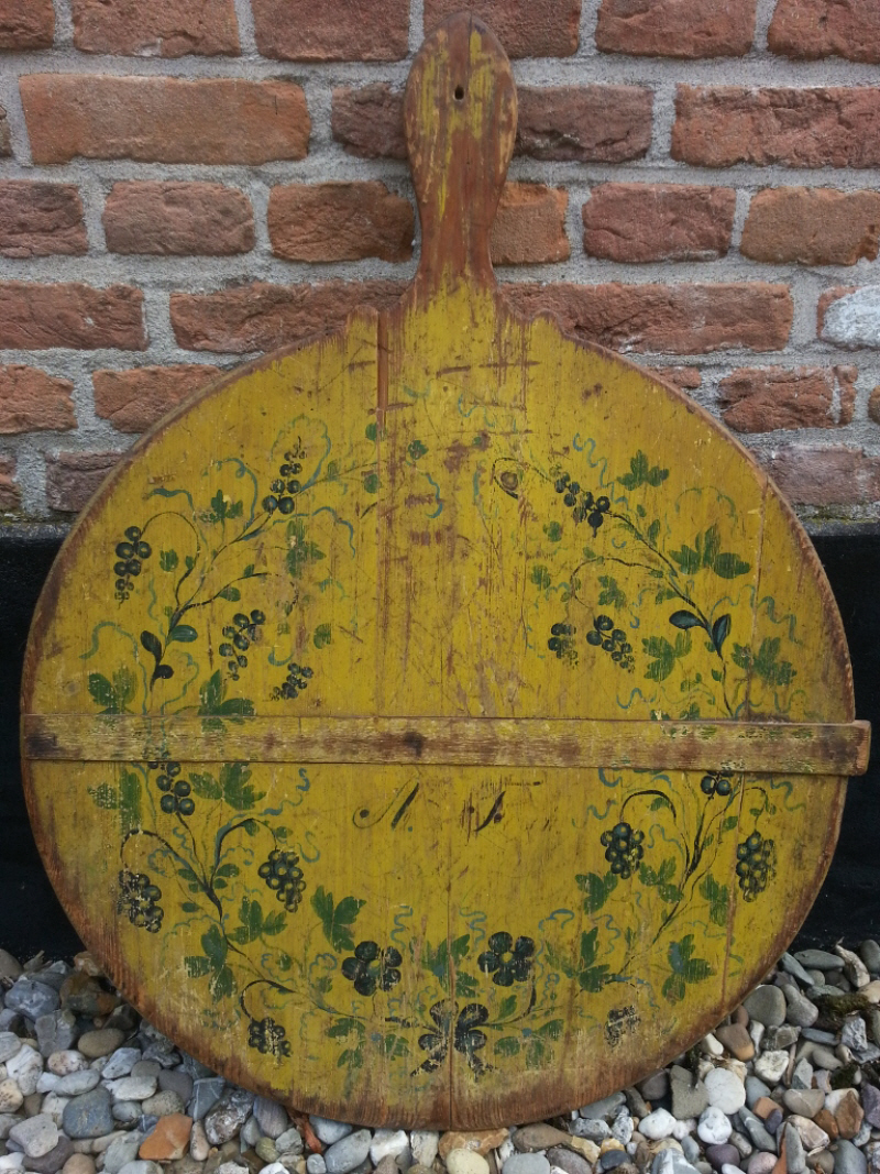 Antique bread board