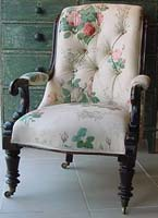 Antique Yorkshire Armchair