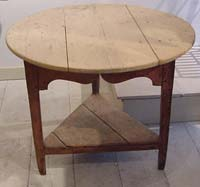 Cricket Table