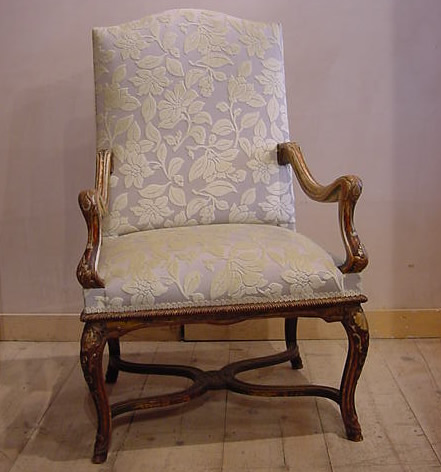 Italian Armchair Antique Chairs Sofas Daybeds