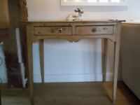 regency pine table